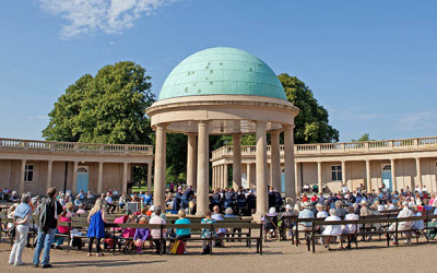 Music in Eaton Park 2016