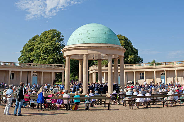 Music in Eaton Park 2017