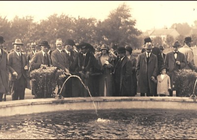 Opening of the Park