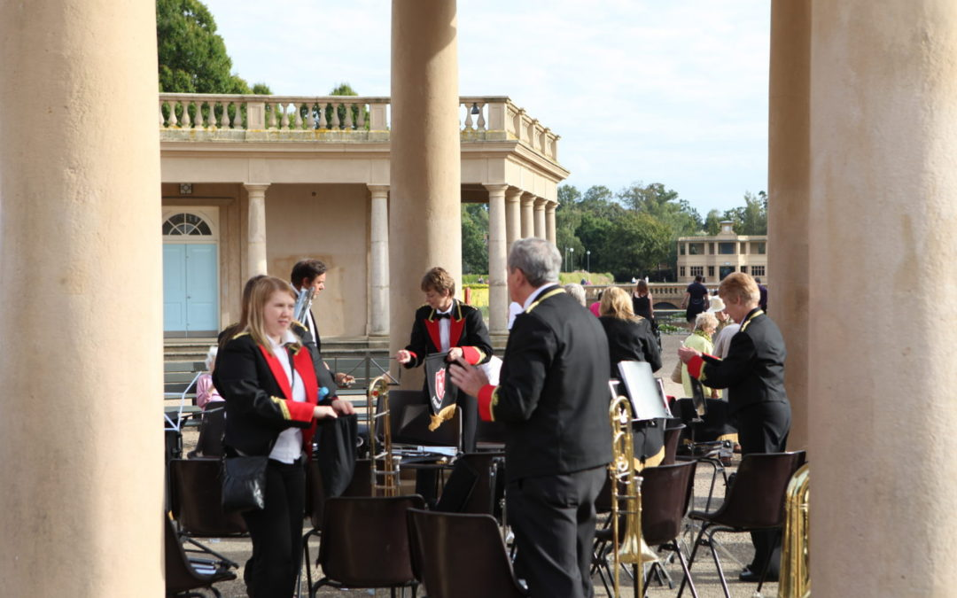 Summer Music on the Bandstand