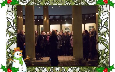 Christmas Singalong in Eaton Park 2017